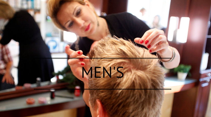 Ottawa men's hair salon
