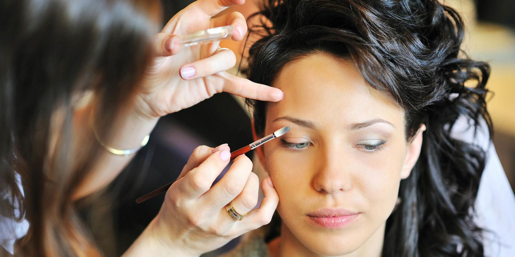 Как состарить себя макияжем фото