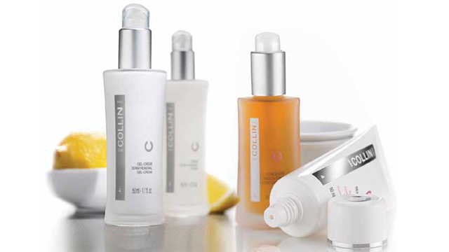 g.m. collin skin care products ottawa