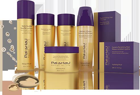 paishau product line