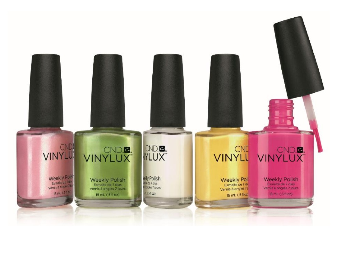 CND nail products ottawa