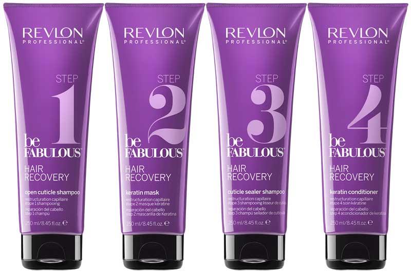 1ebc7206561 Revlon Professional beFabulous Hair Recovery is here! - Mahogany ...